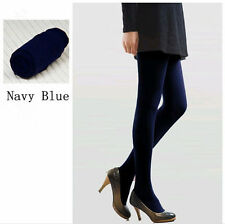 Opaque Footed Tights Sexy Women's Girls Pantyhose Stockings Socks Colours *