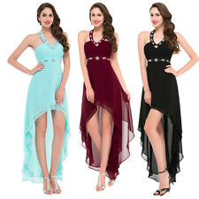 New High-Low Homecoming Short Cocktail Formal Evening Dress Party Ball Prom Gown
