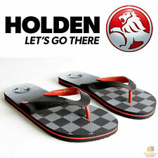 HOLDEN Flag Thongs Flip Flops Mens Womens Sandals Shoes OFFICIAL Slippers New