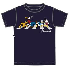 Disney Adult T-Shirt Mickey Way Florida Navy
