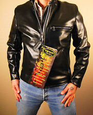Vanson Model B Deluxe, Comp. Weight Leather Jacket, IN STOCK!