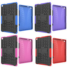 """Amazon Kindle Fire HD 8""""Shockproof Rugged Hybrid Heavy Duty Kickstand CaseCover"""