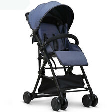Lightweight Baby Stroller 3.6KG Folding Carriage Buggy Pushchair Pram Infant Car