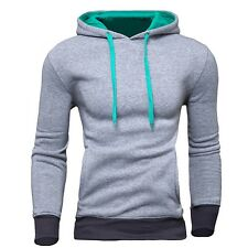 New Brand Sweatshirt Men Hoodies Fashion Solid Fleece Hoodie Mens Hip Hop Suit P