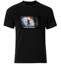 Rise of the Tomb Raider Game Tee Shirt - Gamers t Shirt