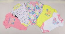 Tommy Hilfger Baby Girls' 5 Pack Bodysuits / Romper size 0/3 months