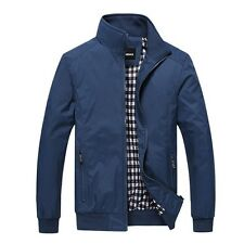 Jacket Men Fashion Casual Loose  Mens Jacket Sportswear Bomber Jacket Mens jacke