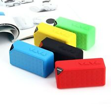 X3 Wireless Mini Bluetooth TF USB FM Speaker Portable Jambox Style Speaker Music