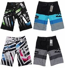 Mens Quick Dry Beach Shorts Bermuda Surf Board For Billabong Swimwear Surfing