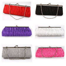 Fashion Women Purse Handbag Evening Party Wedding Bridal Clutch Club Handbag