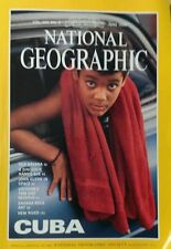 National Geographic-June 1999 Vol 195,NO. 6 Cuba