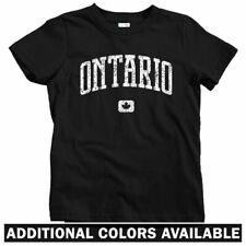 Ontario Canada Kids T-shirt - Baby Toddler Youth Tee - Gift Toronto Hamilton ON
