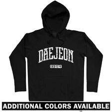 Daejeon Korea Hoodie - Hoody Men S-3XL Gift South Korean Citizen FC Hanwha Eagle