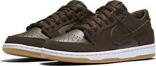 MEN'S NIKE DUNK LOW PRO IW SHOES brown white 819674 221