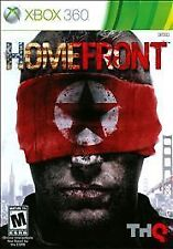 Homefront (Microsoft Xbox 360, 2011) - Complete with Game, Case, and Manual!