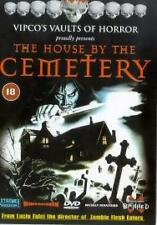 The House By The Cemetery (DVD, 2001)