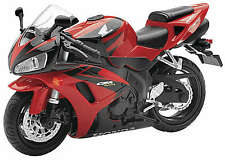 New Ray Toys 1:12 Scale Sport Bikes Honda CBR1000 with Lights & Sounds Red Bike