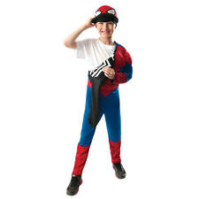 Boy's Ultimate Spider-Man Reversible Halloween Costume - Child Size