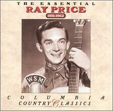 The Essential Ray Price (1951-1962) by Ray Price (CD, Columbia (USA))