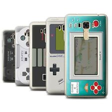 STUFF4 Gel/TPU Phone Case for Asus ZenFone 3 Laser ZC551KL /Games Console