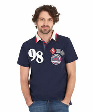 Joe Browns Mens Rugby Polo Top