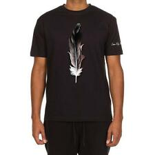 Play Cloths Feather SS TEE 671-1205 Caviar T-Shirt Brand New WithTags 2017