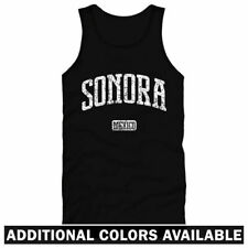 Sonora Mexico Unisex Tank Top - Men Women XS-2X  Gift Hermosillo Obregon Nogales