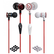 iBeats by Dr Dre Control Talk Mic In-Ear Earbuds Beats Mobile Headphones