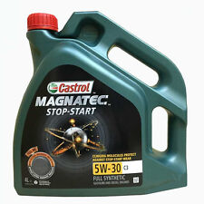 Castrol Magnatec Stop-Start 5W-30 C3 Fully Synthetic Engine Oil 4L or 1 Litre