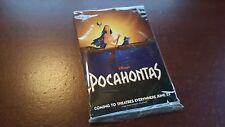 POCAHONTAS 1995 SKYBOX SET MOVIE PROMO 10 CARD SET SEALED