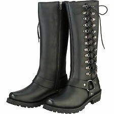 Z1R Savage Boot Sport Riding Leather Solid CE-Certified