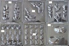 Sullivans Clear Chocolate Mould ~ 16 Designs Available ~ Candy Easter Egg Bunny