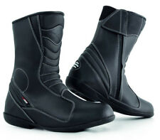 Ladies Motorcycle Boots Leather Motorbike Waterproof Touring Women All Size