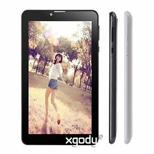 XGODY 7''inch Phablet Google Android6.0 Tablet PC 8GB Quad Core 2SIM 3G GPS