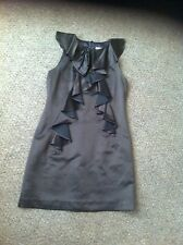 Quality designer silk and wool dress by Milly of New York size 6