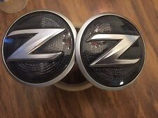 2009-2015 Nissan 370Z Left & Right Fender Repeater Light Lamp Emblem Marker OEM