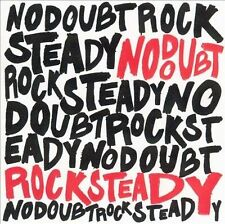 Rock Steady by No Doubt (CD, Dec-2001, Interscope
