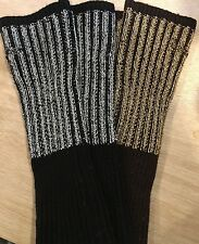 Lauren Urstadt New York Cashmere/Wool Blend Fingerless Gloves