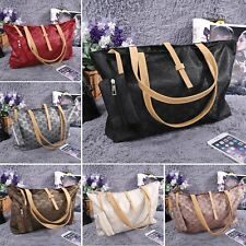 HOT Leather Messenger Hobo Handbag Women Lady Shoulder Bag Tote Purse Satchel KN