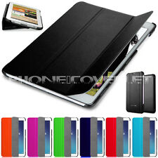 "Samsung Galaxy Tab Case Cover Slim Smart Stand For Tab E 9.6"" 4 10.1 S2 9.7 TabA"
