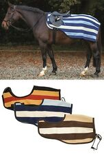 Horseware Rambo Newmarket Fleece Wrap Around Competition Exercise Sheet ALL SIZE