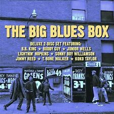 Big Blues Box [Box] by Various Artists (CD, Aug-2002, 2 Discs, Fuel 2000)