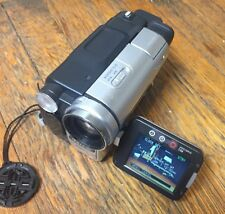 Sony CCD-TRV138 Hi-8 Analog Camcorder Tested Working w/ Some problems