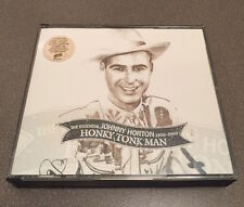 Johnny Horton, Honky Tonk Man: The Essential Johnny Horton 1956-1960, 2 CD Excel
