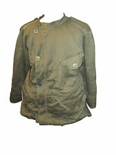 British Army - 1954 PARKAS - Size 4 - Great Condition - Green - NO HOOD - SN345