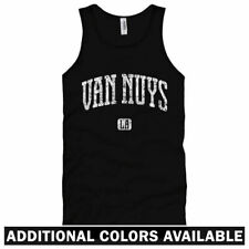 Van Nuys Los Angeles Unisex Tank Top - Men Women XS-2X - Gift LA California 818