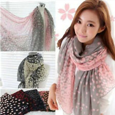 Scarf  Stole Soft  Long  Wraps Shawl  Women's  Candy Colors  1 pcs Scarves  New