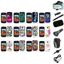 For Samsung Proclaim S720C Illusion Color Hard Design Case Cover+8X Accessory