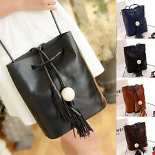 Women's New Leather Shoulder Bag Satchel Handbag Tote Messenger Crossbody Bag __