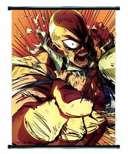 One Punch Man Anime Wall Scroll Extra Large Size - 60x90 CM